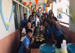 Teacher's Day (Boodle Fight)